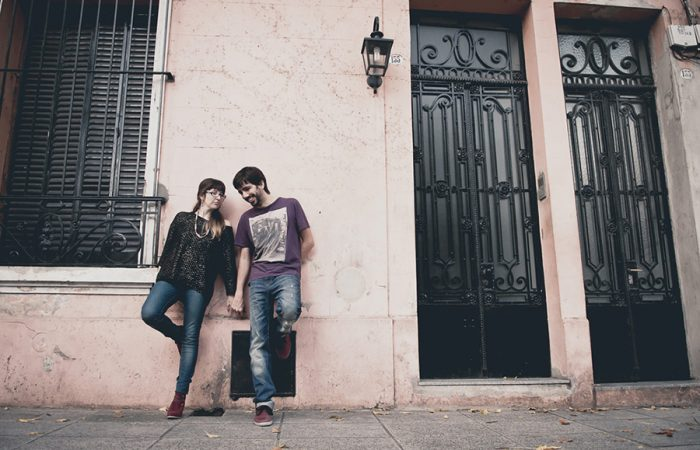 Pre Boda en Buenos Aires, Argentina - Natalia y Matías