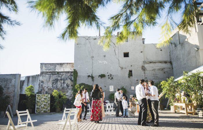 Casamiento en Lindolfo { Nati & Rafa }