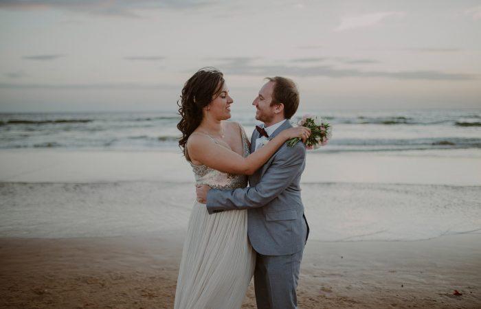 Boda en la Playa | Punta del Este  { Jose & Nico }