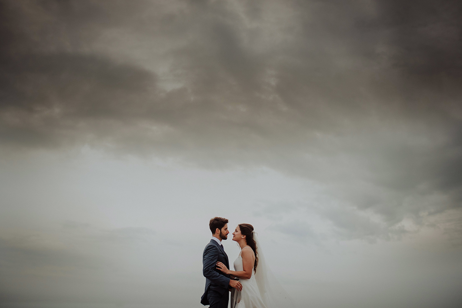 destination wedding punta del este bride and groom