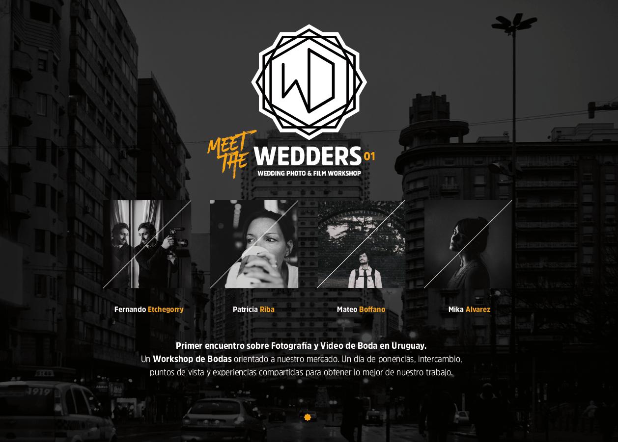 primer congreso uruguayo de fotografiía de boda