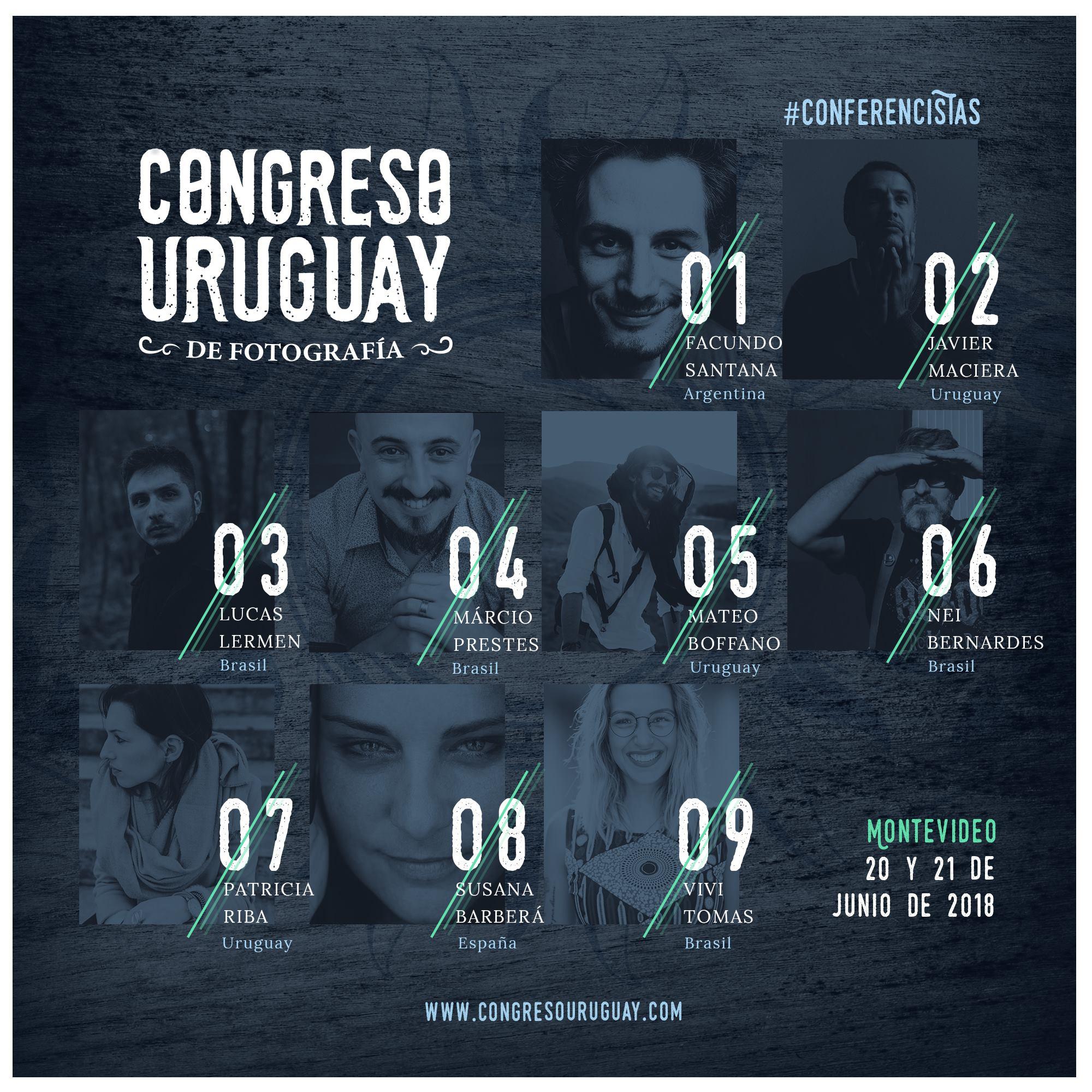 congreso uruguay de fotografia montevideo