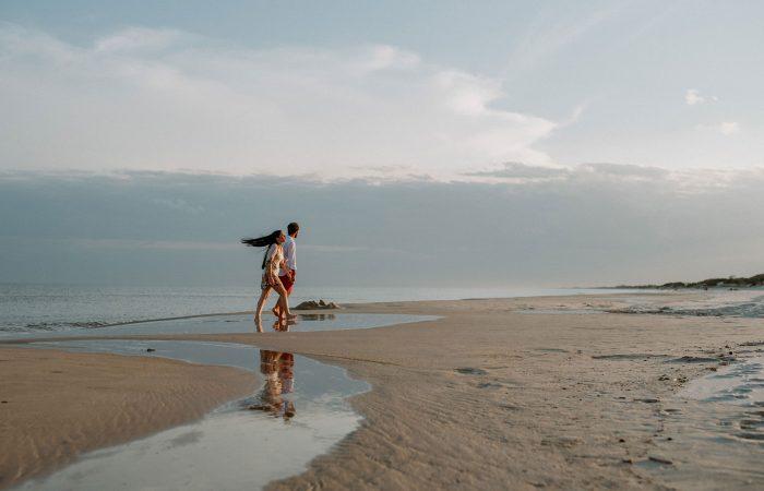 Pre Boda en la playa { Maite&Diego }
