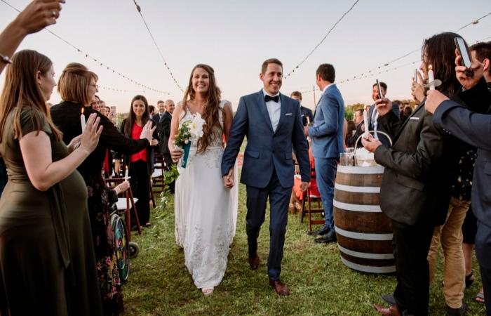 Casamiento en Viña Varela Zarranz - Bailey y Nico