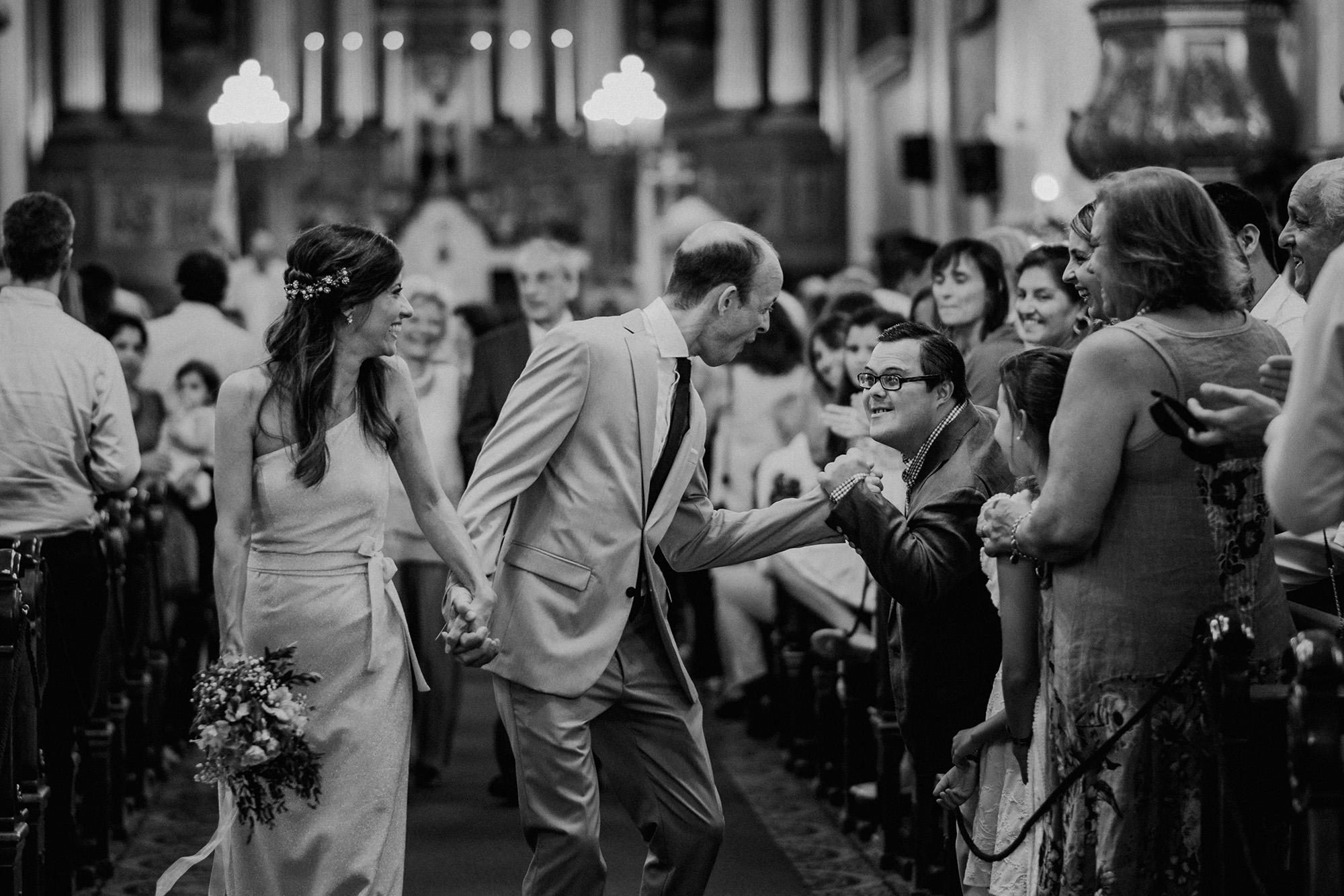 momentos emotivos de casamiento